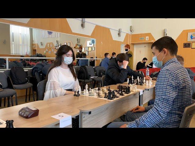 Новый турнир федерации шахмат