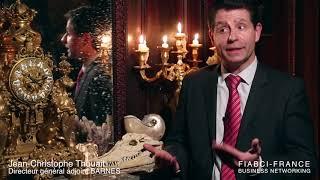 """""""Qui sont les nouveaux acquéreurs dans l'immobilier de luxe ?"""" Jean-Christophe Thouait, BARNES"""