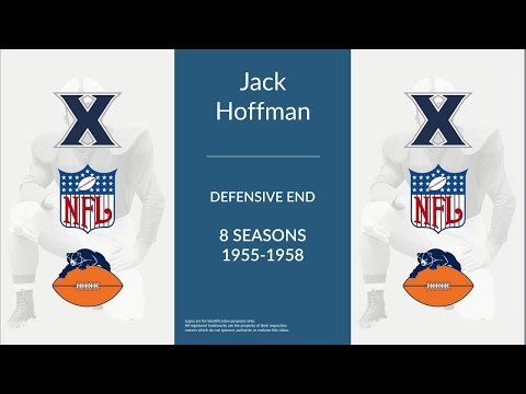 Jack Hoffman: Football Defensive End