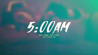 '5 00Am' Beat Romantico Trap Sensual Beat Smooth Instrumental SOLD myersBeatz x panteraBeatz