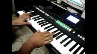 Tutorial Virgen piano Intro