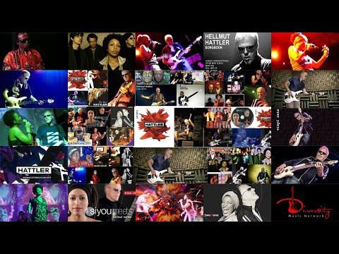 "Hellmut Hattler ""The World Jam Show"" DJ-Pop"
