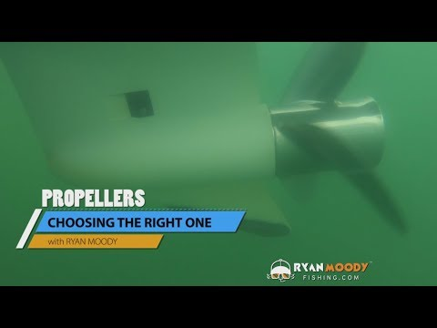 Choose The Right Propeller For Your Boat