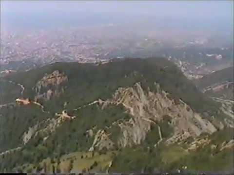 Teleferiku Tirane - Dajt