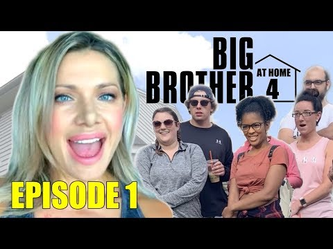 BIG BROTHER AT HOME 4 | Ep. 1: JANELLE PIERZINA Welcomes The Houseguests!