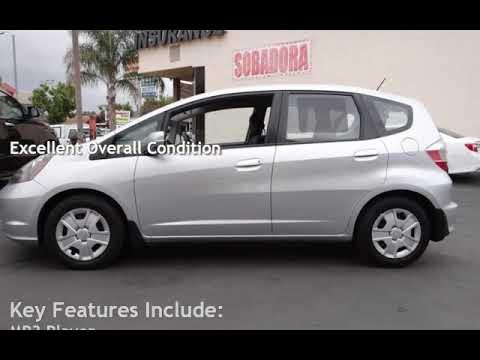 2013 Honda Fit for sale in POMONA, CA