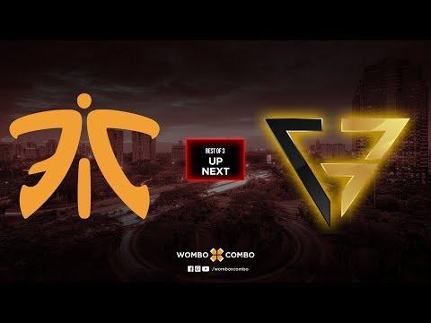 Fnatic vs Clutch Gamers Game 2 (Bo3)   ESL One Birmingham 2018 Southeast Asia Qualifier  