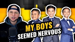 TNT Boys Interview - They Are Ready To Take The World By Storm On World's Best | REACTION