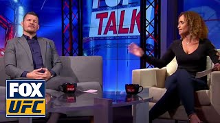 Brad Katona talks about his victory | Episode 2 | INTERVIEW | TUF Talk