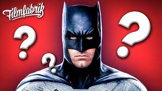 THE BATMAN - Alles was du bisher zum neuen Batman-Film wissen musst!