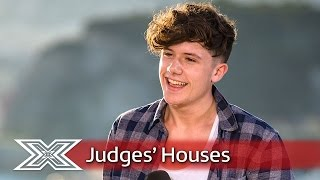 Can Ryan Lawrie make his dreams come true Judges Houses The X Factor 2016