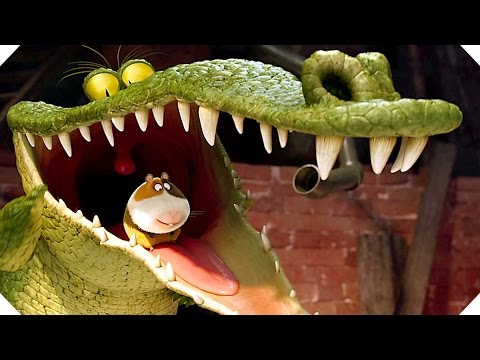 THE SECRET LIFE OF PETS Movie Clips Compilation (Animation - 2016)
