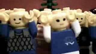 I Hate Christmas - LEGO