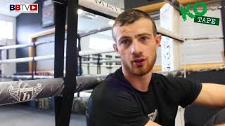 JAKE HAIGH OF HATTON'S GYM: ADDED TO LEWIS RITSON UNDERCARD