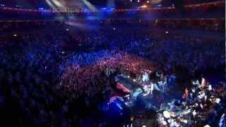 Snow Patrol - Chasing Cars live HD Greek Lyrics