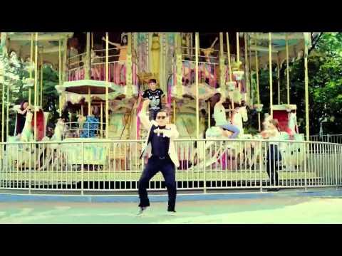 Oopa Gangnam Style Goat Version