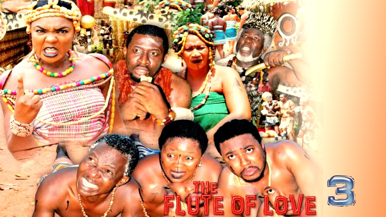 Download The Flute Of Love Season 3  - Latest 2016 Nigerian Nollywood Movie