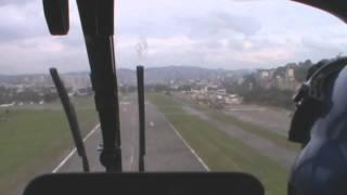 BO-105 (PNB-7901) Patrullaje aéreo sobre el Municipio Sucre - Edo Miranda