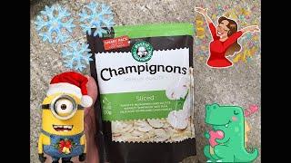Шампиньоны консервированные Champignons