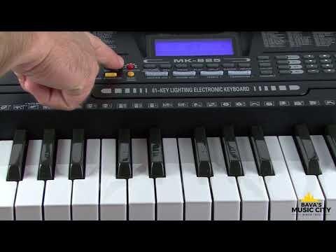 Maestro Lighting Keyboard - Bava's Music