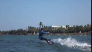 Pablo muy cerca mallorca kitesurfing lessons