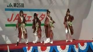 11/12 農協祭りにて一華乱舞組出演させていただきました。 もう3年前か...
