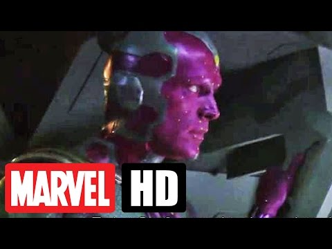 AVENGERS: AGE OF ULTRON  Paul Bettany als Vision  Behind the s  Marvel HD