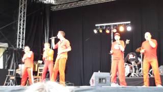 füenf singt UFO von Wolle Kriwanek