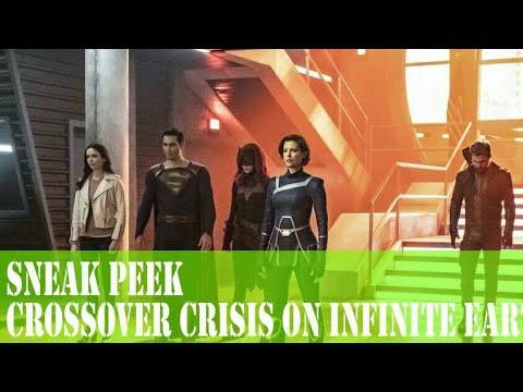 Crisis On Infinite Earths • Sneak Peek #2 - Legendado