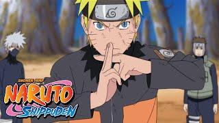 Wind Style: Rasen Shuriken | Naruto Shippuden