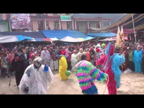 Inicio Carnaval Tenango de Doria 2016