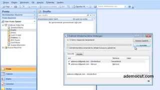 Outlook ; Gelen Mesajlara Otomatik Mesaj İletisi yollama - Automatic Message
