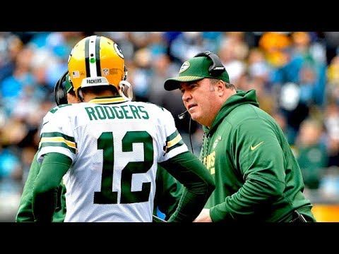 Packers - Mike McCarthy-Aaron Rodgers divorce likely according to Peter King