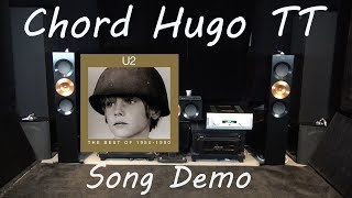 Hugo TT Dac U2 Still havent found Live Recorded Chord Electronics Hugo TT Dac Demo Review