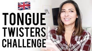Baixar Top 13 HARDEST Tongue Twisters in English | Tongue Twister CHALLENGE | | Ysis Lorenna