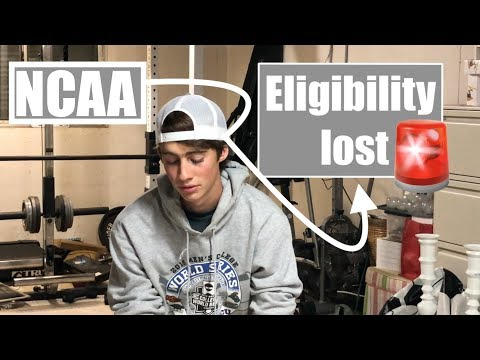 Why I Lost Eligibility for NCAA Golf
