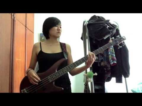 Ghost – Slash (Bass Cover)