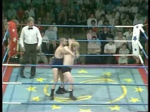World Of Sport - Sid Cooper vs Pete Ross pt.1