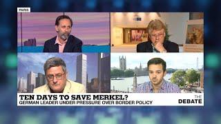 Baixar Ten days to save Merkel? German leader under pressure over border policy