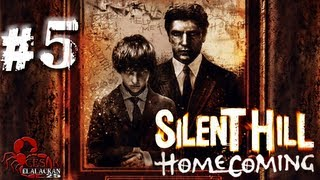 Silent Hill: Homecoming - Gameplay (Sub.Español) Parte 5 [HD]