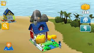 Lego Creator Island Apps Review