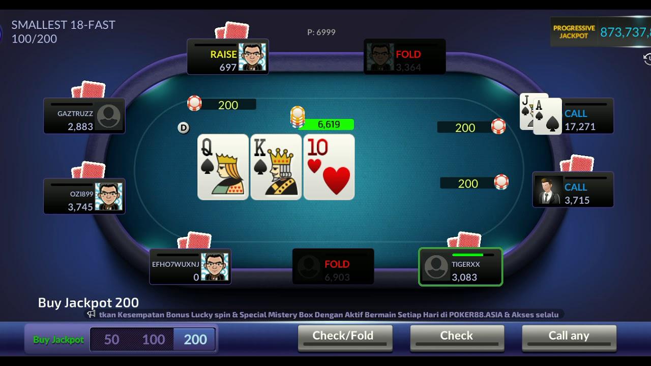 Super Royal Flush Poker88 Youtube