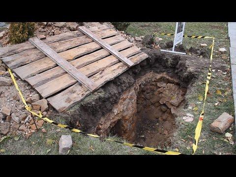 При археологічних розкопках на Замковій горі знайшли срібні монети, козацькі трубки та підземні ходи