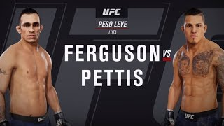 GAME UFC: Tony Ferguson x Anthony Pettis