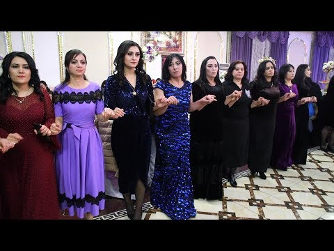 Шариф Зейнап Интересная Курдская Свадьба в Алматы 2