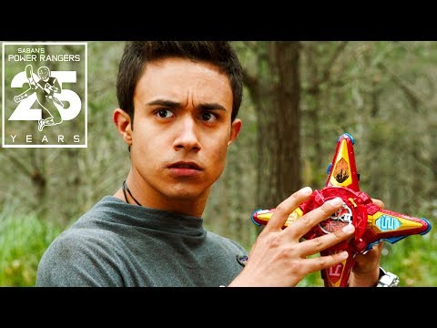 Power Rangers Ninja Steel Red Ranger Story | Episodes 1 – 20