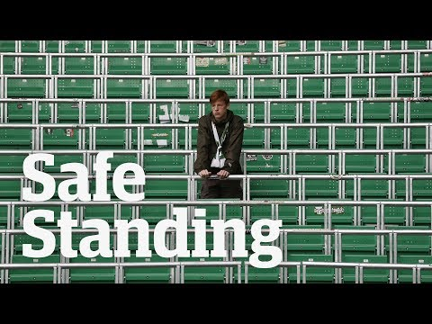 Should Celtic's safe standing trial be rolled out to the Premier League?
