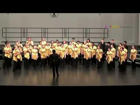 Hamilton Children's Choir at the 12th International Youth Choir Festival - Daejeon, South Korea