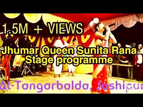 Sunita Rana Jhumar Melody at Tangarbalda
