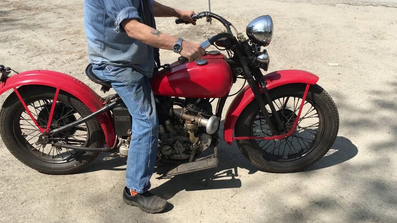 Harley davidson 1932 bobber motorcycle for sale by harbor for Vintage motor cycles for sale